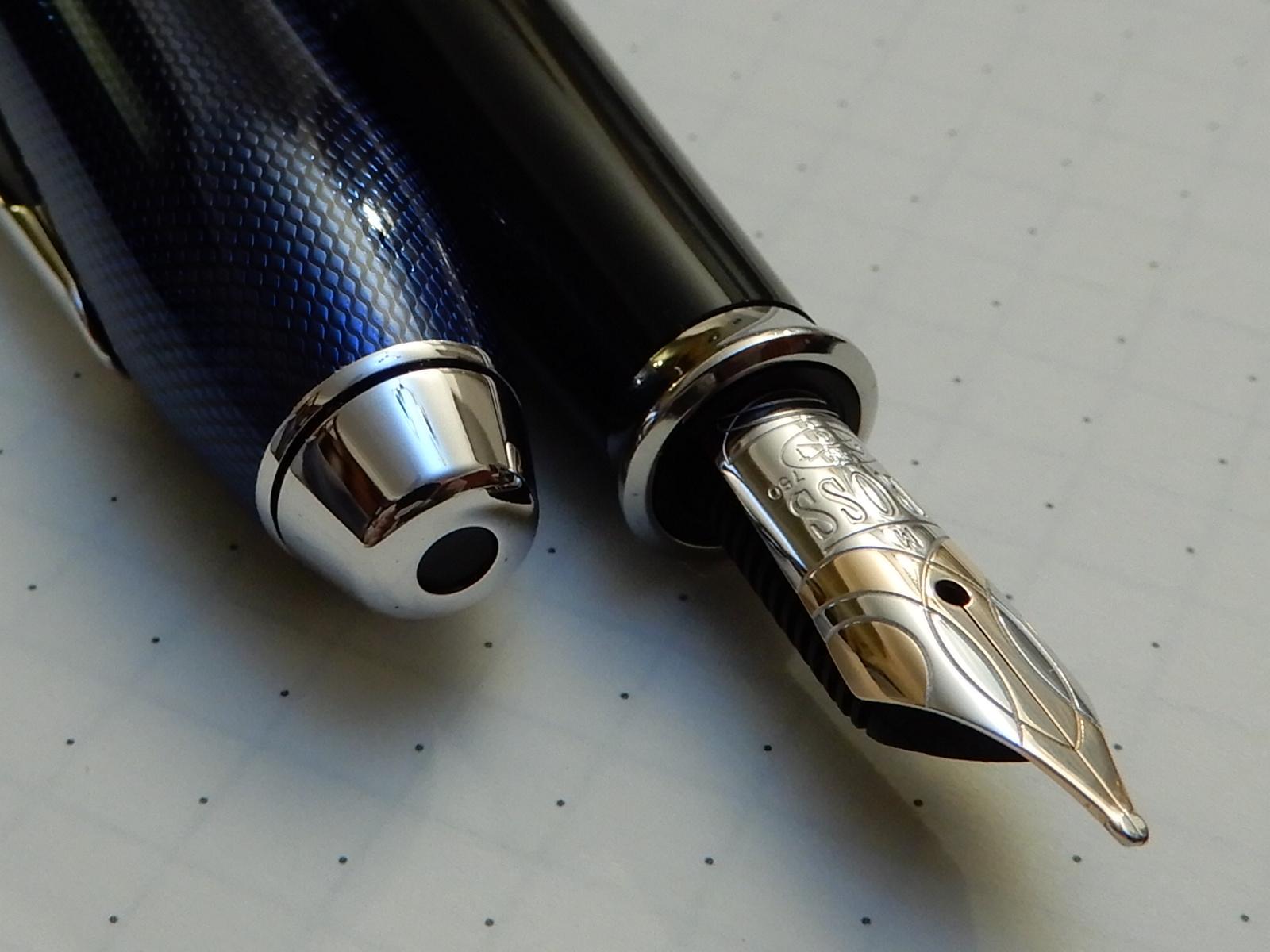Cross Townsend Fountain Pen Blog